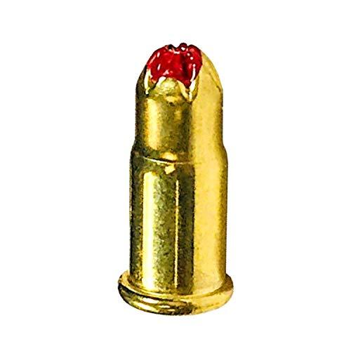 0.22 Caliber Red Single Shot Powder Loads, Power Fasteners Power Loads (100-Count)