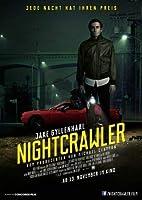 NIGHTCRAWLER-Jake Gyllenhaal –ドイツ輸入映画ウォールポスター印刷-30CM X 43CM