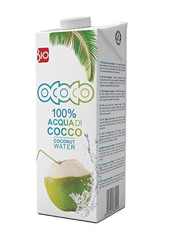 Ococo 100% Acqua Di Cocco Biologico - 1L