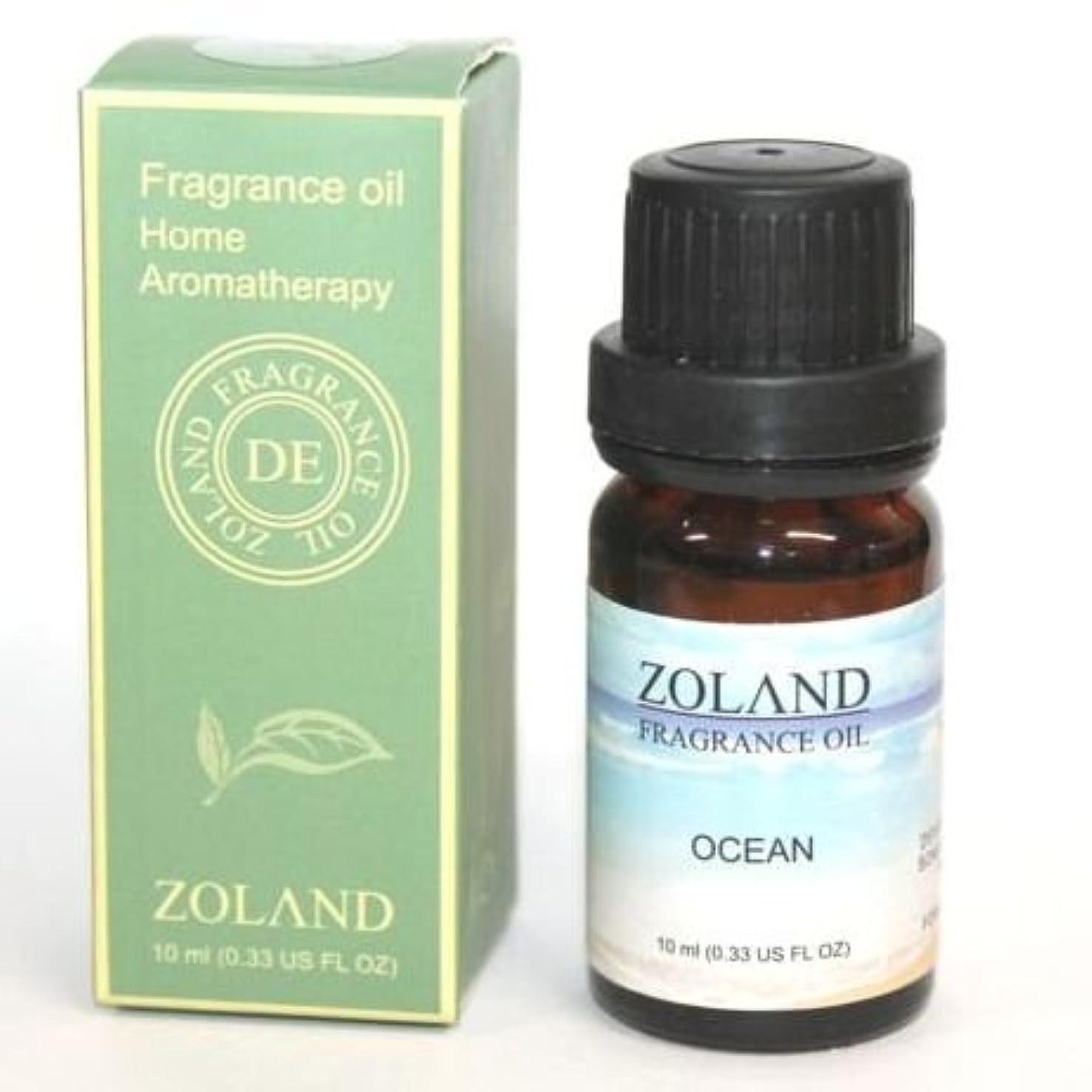 極端な避けられない色合いZOLAND アロマオイル AROMA OIL フレグランスオイル OCEAN オーシャン 海の香り ZQ-6