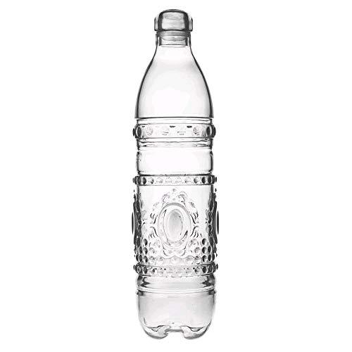 BACI MILANO bottiglia Baroque & Rock colore trasparente