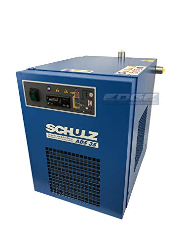 Schulz REFRIGERATED AIR Dryer for AIR Compressor, Compressed AIR Systems, 35 CFM. Good for 7.5HP & 10HP COMPRESSORS (Stand Alone Dryer)