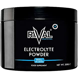 Rival Sports Fuel Electrolyte Powder 250g Unflavoured Sugar Free:Dailyvideo