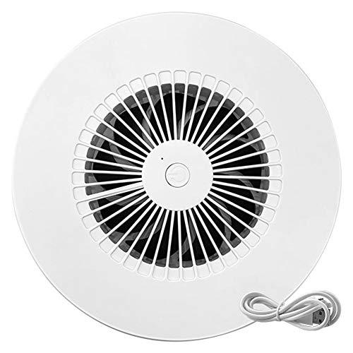Etase Ventilador del Controlador de Velocidad de la Fuente de AlimentacióN del Control Velocidad del Hogar Purificador Aire DIY para Purificador de Aire Purificador de Aire Coche
