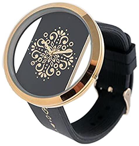 [チャイハネ] [ファーティン ラバーウォッチ] エスニック アジアン 腕時計 CRIZ9201 メンズ シルバー