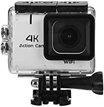 Surveillance Recorder M22 1.8 Inch Touch Control 4K WiFi 30M Waterproof Sport Action Camera Dvr Support for Up to 32G Memo...