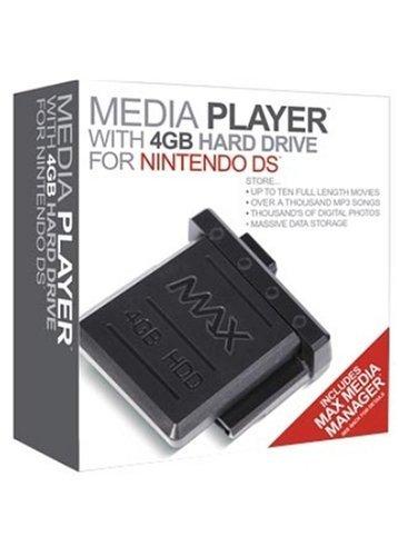 Nintendo DS - Media Player mit 4 GB Festplatte [UK Import]