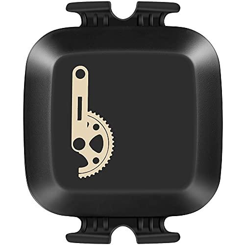 CooSpo Sensor de Velocidad o Cadencia RPM con Doble Módulo Bluetooth 4.0 Ant + para la Computadora de la Bici