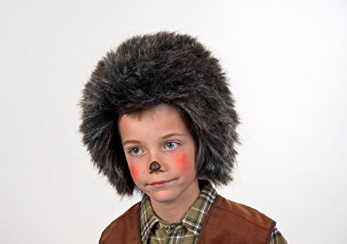 Children wig hedgehog