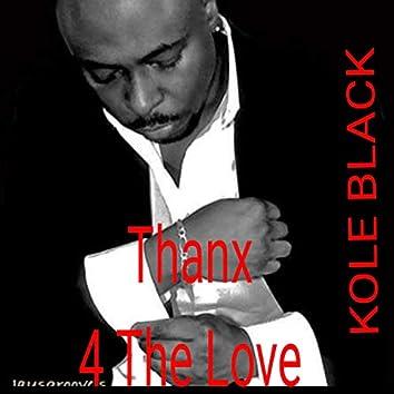 Thanx 4 the Love