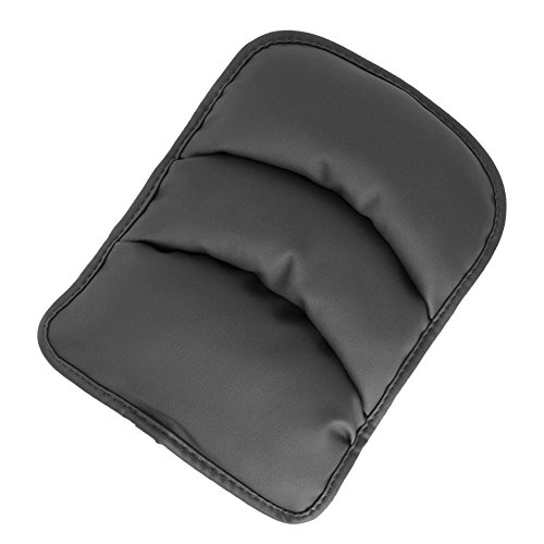 Voiture Accoudoir pour couvercle, Seawang universel Cuir PU Voiture Auto Console accoudoir Box Pad de protection Housse de table