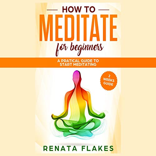 How to meditate for beginners audiobook cover art