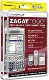 Handmark ZAGAT To Go 2006 Win/Mac/Palm OS