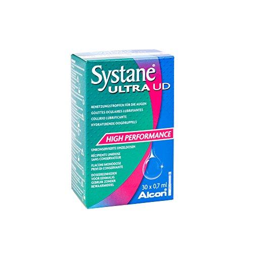Systane Ultra UD Benetzungstropfen, 30 x 0,7ml, 1er Pack (1 x 21 ml)