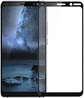 Screen Protector Scratch proof 9D for Nokia 9 Full Cover with Black Edge