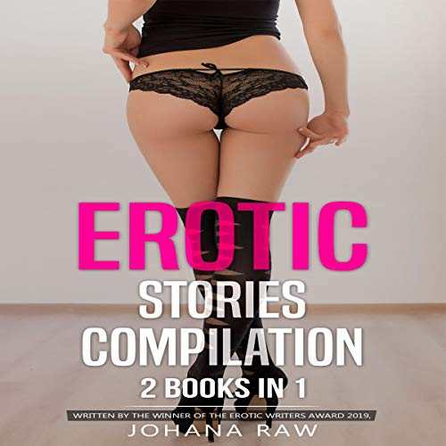 『Erotic Stories Compilation. 2 Books in 1』のカバーアート