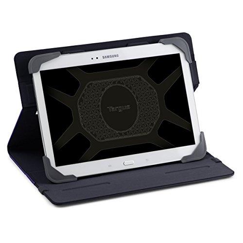 Targus THZ66002GL Funda Universal Fit N Grip para Tablets de Entre 7 y 8' - Azul