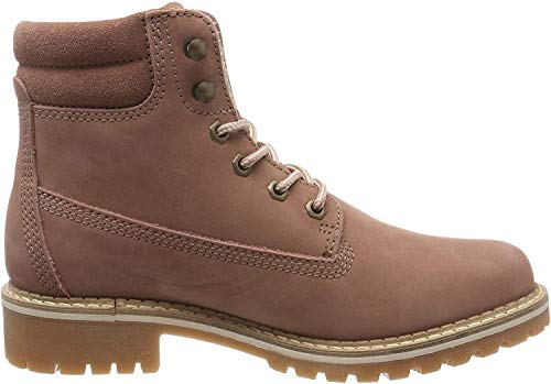 Tamaris Damen 25242-21 Combat Boots, Pink (Old Rose 517), 40 EU