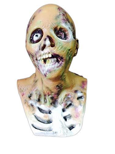 ZHANG Bioquímica Látex Momia Máscara Escape casa