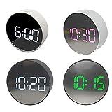 NGHSDO Temporizador Cocina Temporizador de Cocina Digital electrónico para cocinar Ducha Alarma Tiempo de cocción Estudio Temporizador de Parada Reloj Magnético Reloj Cuenta Regresiva 5 (Color : B)