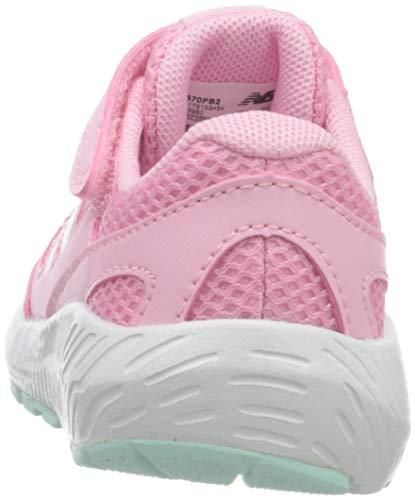 New Balance 570v2 Road Running Shoe, Pink Lemonade, 11.5 UK