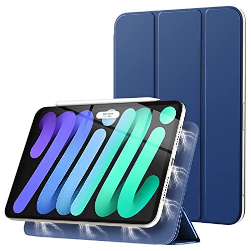 TiMOVO Funda Protectora Compatible con Nuevo iPad Mini 6ª Generación, iPad Mini 6 (8.3
