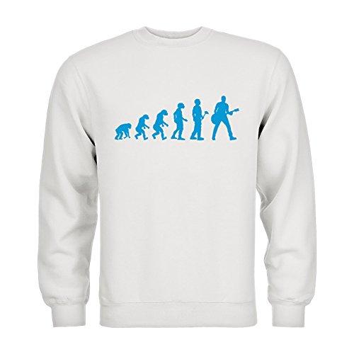 MDMA - Angel-Bekleidung für Jungen in white / hellblau, Größe 152/164