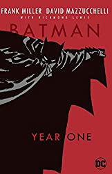 Batman: Year One (Batman (1940) #404-407) by Frank Miller (Writer), David Mazzucchelli (Illustrator), Richmond Lewis (Colorist), Todd Klein (Letterer), Dennis O'Neil (Introduction)