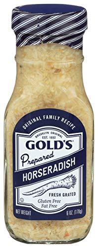 Golds White Horseradish, 6 Oz