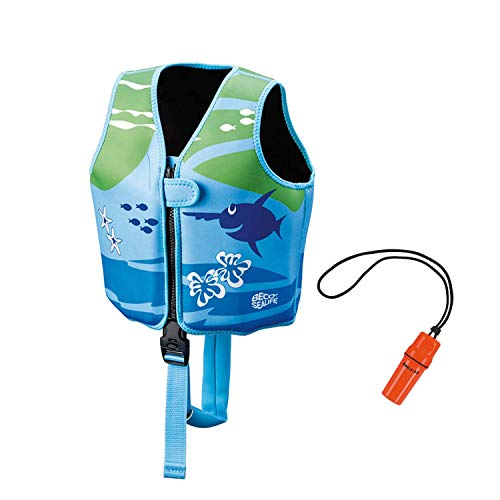 Beco Kinder Sealife Schwimmlernweste Blau M Schwimmweste