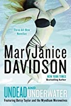 BY Davidson, MaryJanice ( Author ) [{ Undead and Underwater By Davidson, MaryJanice ( Author ) Mar - 05- 2013 ( Paperback ) } ]