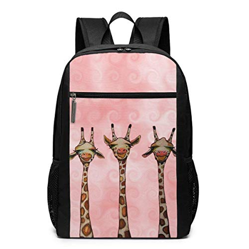 FDGRF 17-Inch Laptop Outdoor Backpack Travel Hiking&Camping Rucksack Pack Casual Large College School Daypack Shoulder Book Bags Back Classic Fashion Cute Gecko Bag