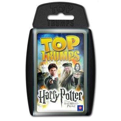 Preisvergleich Produktbild Winning Moves 60758 - Top Trumps: Harry Potter und der Halbblutprinz