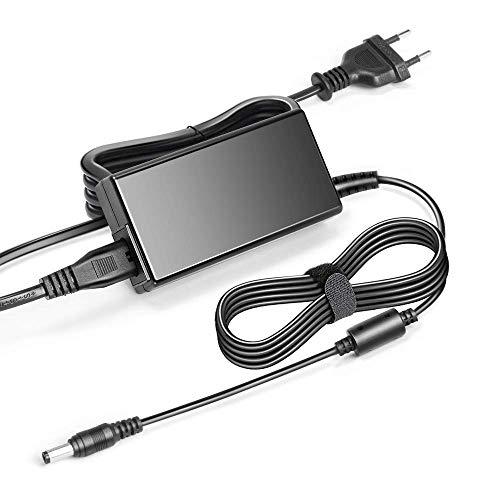 KFD Netzteil 24V Ladegerät AC DC Adapter für Logitech G25 G27 G920 G29 G940 momo Racing Wheel 190211-0010 190211-A030 DA-42H24 AD10110LF ADP-18L R33030 PS3 Xbox 360 X809211-002 Microsoft WRW01 WRWO1