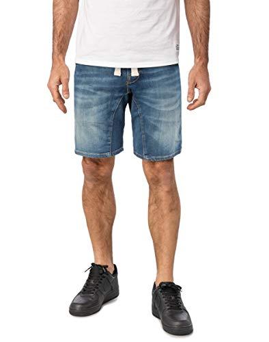 Pullin Herren-Shorts Dening Shorts Epic 2 Stonebue Gr. M, blau