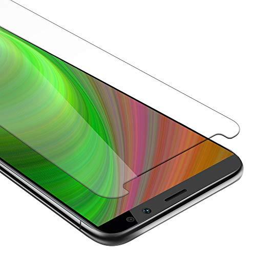 Cadorabo Panzerglasfolie für Huawei Mate 10 LITE - Schutzfolie in KRISTALL KLAR - Gehärtet (Tempered) Bildschirmschutz Glas in 9H Festigkeit mit 3D Touch Kompatibilität