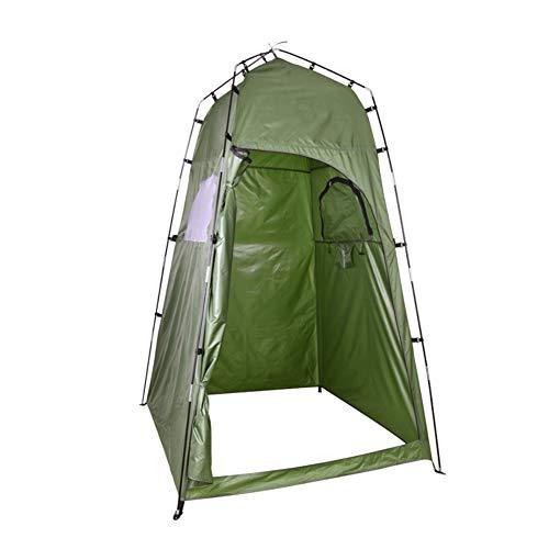 Etophigh privacytent, draagbaar, voor in de badkamer, douchetent, kleedtafel, camping, zichtwerende tent, met draagtas voor buiten