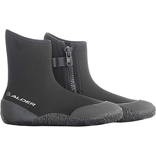 Alder EDGE Zipped 5mm Wetsuit Boots 2020 - WAF08 10 UK