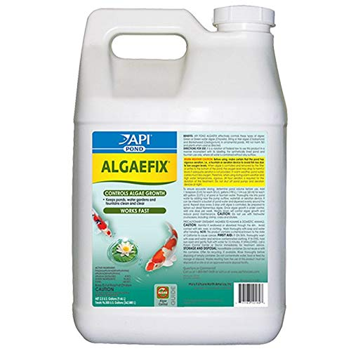 API pond 10169 AlgaeFix 2 1/2 Gallon 169J