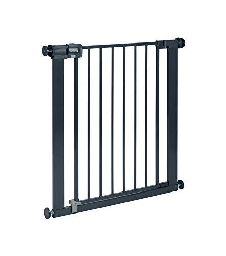 Safety 1st Portão de segurança Easy Close 73 cm metal preto 2475057000