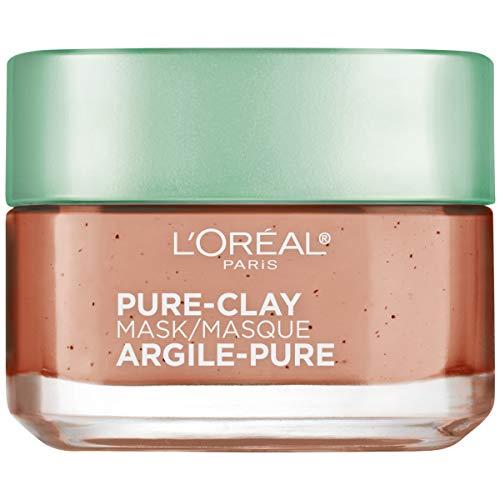 L'Oreal Exfoliate & Refine Clay Mask