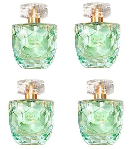 Avon Eve Truth for Her Eau de Parfum, 4 x 50 ml, einzeln verpackt