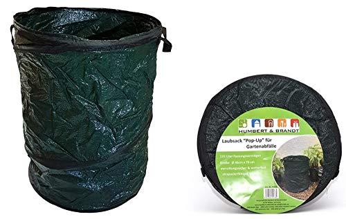 Hub - Bolsas basura jardín 2 unidades