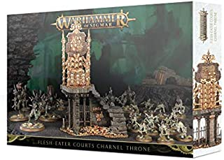 Games Workshop Warhammer Age of Sigmar: Flesh-Eater Courts Charnel Throne