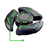 Fidget Spinners, Fidget Spinner Toy Gifts for Adults and Kids,Flying Fidget Spinners Stainless Steel Bearing 5-8 Min High Speed Spin ,Stress Anxiety ADHD Relief Figets Toy Killing Time