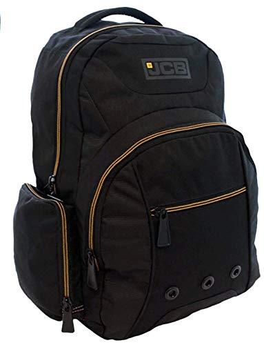 JCB 210 0037Casual Daypack, Black/Yellow (Yellow) - 210 0037-01