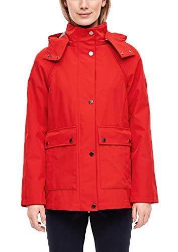s.Oliver Damen 05.001.51.2505 Jacke, red, (Herstellergröße: 46)