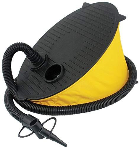 ARRPump Foot Inflator für aufblasbare Schwimmring Schwimmboot oder aufblasbare Camping Airbeds Matratze Ballon tragbar