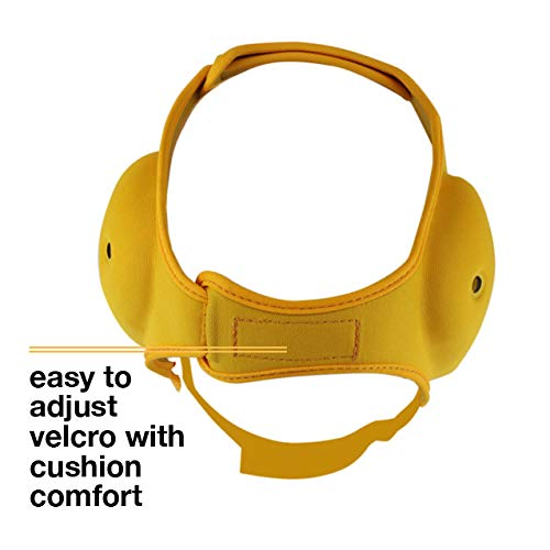 Matman Ultra Soft Wrestling Headgear - Gold - ADULT
