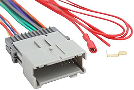 Amazon.com: s10 - Radio Wiring Harnesses / Vehicle Audio ... on